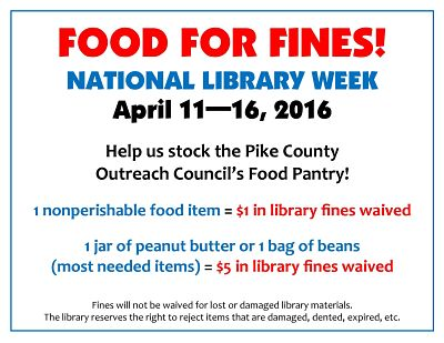 natl lib week