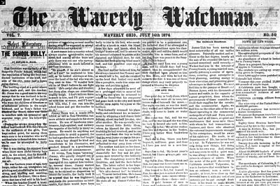 The Waverly Watchman